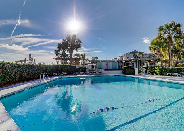 2nd Oceanfront Pool