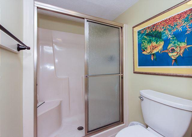 King Suite Bahtroom
