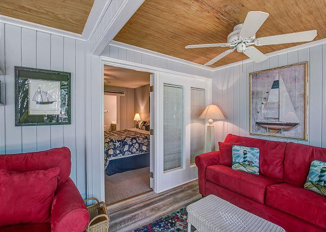 Carolina Room to King Suite