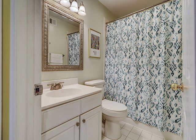 1st Floor Guest Hall Full Bathroom