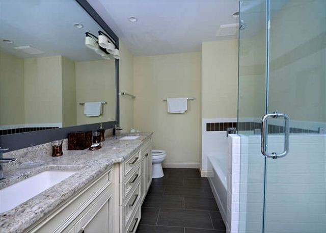 3rd Floor Master Bathroom