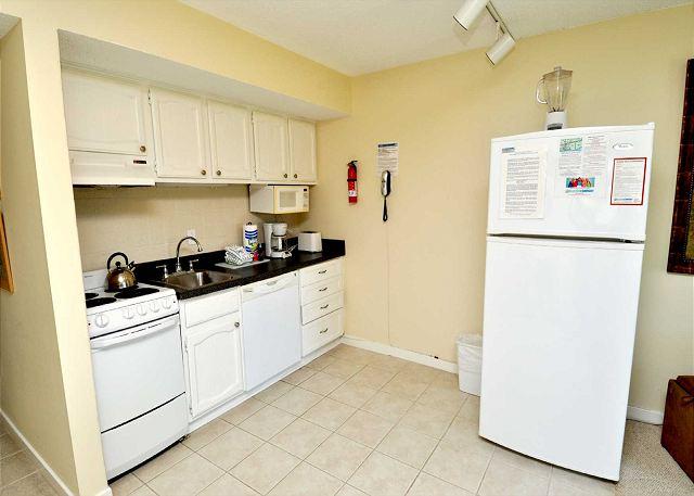 Full Mini Kitchen