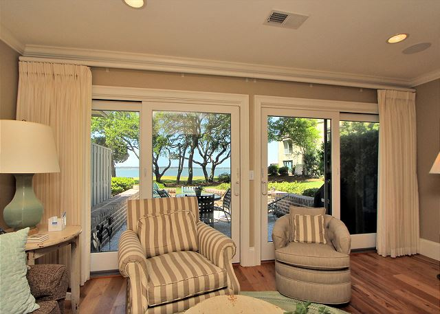 707 Schooner Court - View from Living Area - HiltonHeadRentals.com