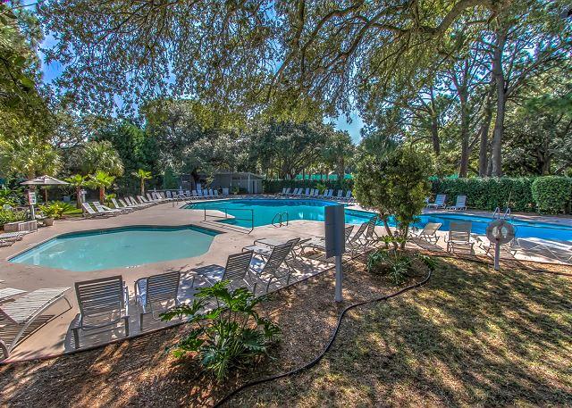 South Beach Marina Community Pool