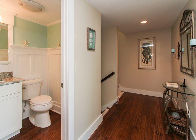 2nd Floor Half Bathroom