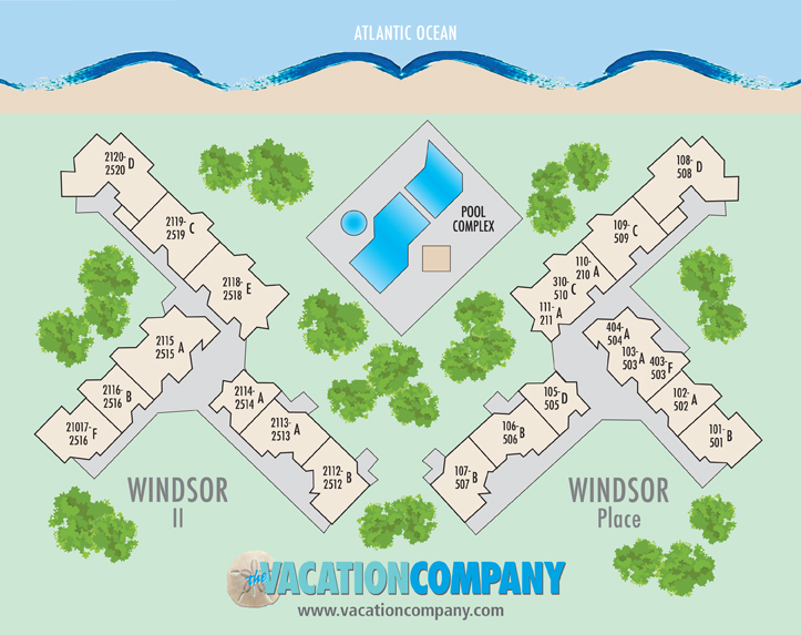 503 Windsor Place The Vacation Company