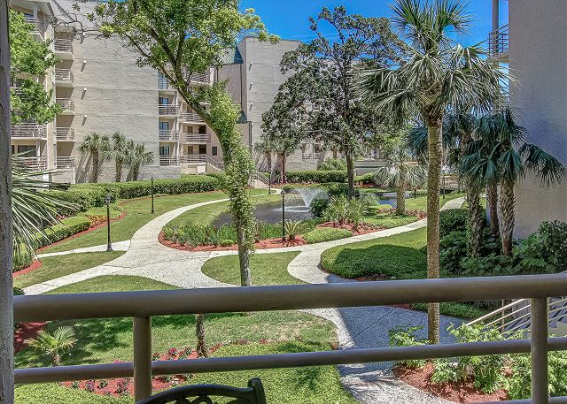 Living Area Patio View