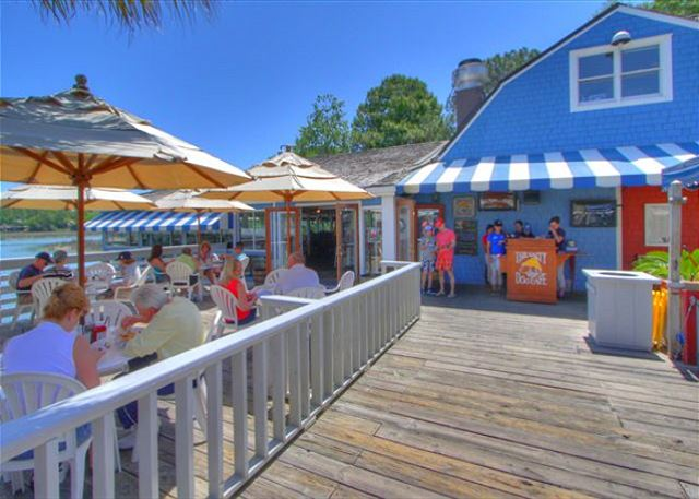 South Beach Salty Dog Cafe