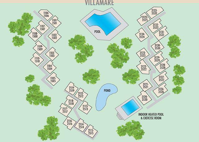 Villamare Map