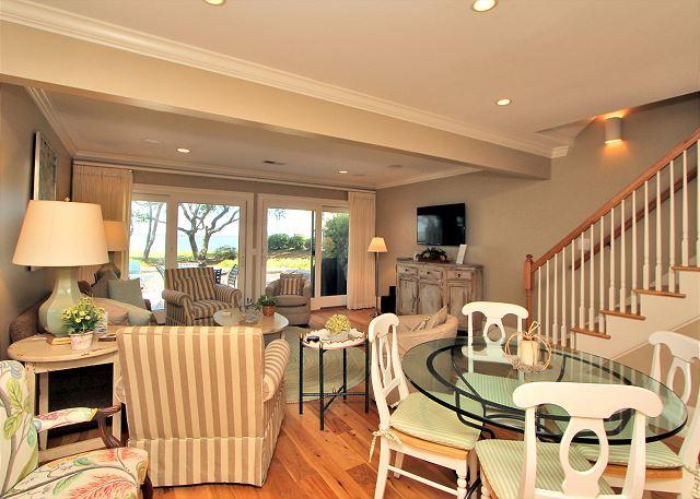 707 Schooner Court - Main Living Area - HiltonHeadRentals.com