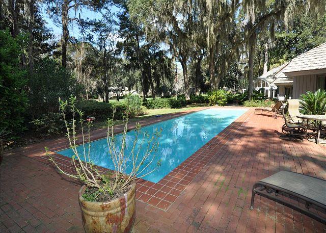 Pool Area - 12 x 50 pool