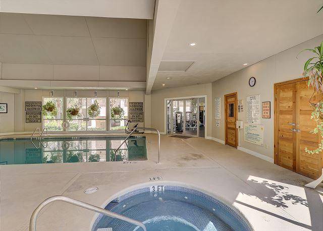 Spa/Indoor Pool