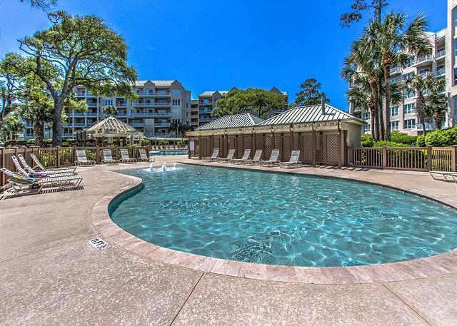 Windsor Court Kiddy Pool