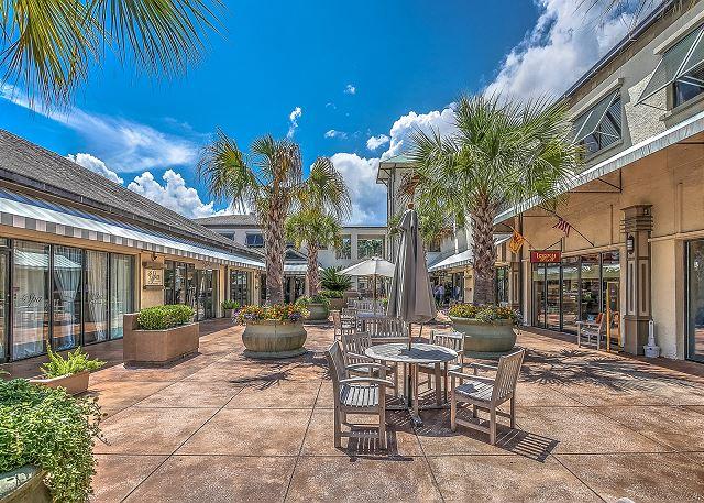 Sea Pines Center