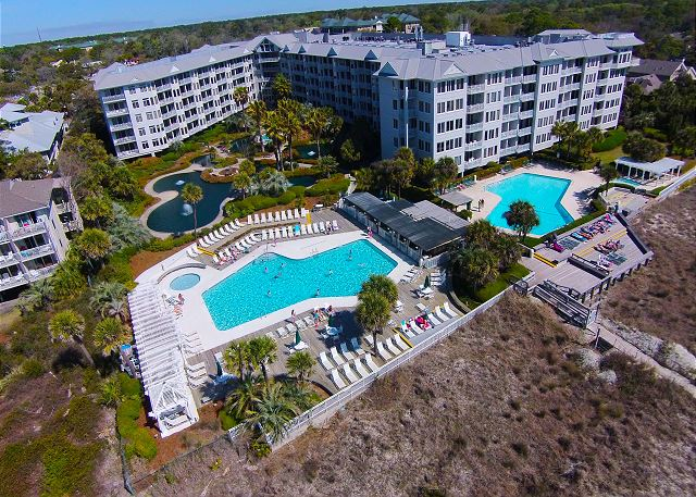 SeaCrest Oceanfront Resort