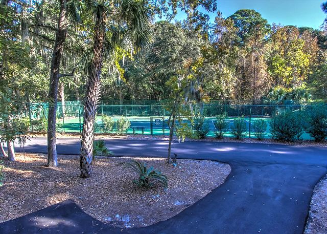 Night Heron Tennis Courts