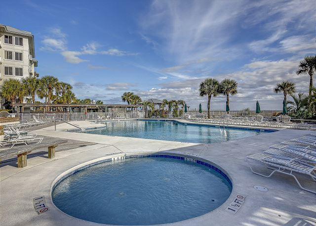 Oceanfront Kiddy Pool
