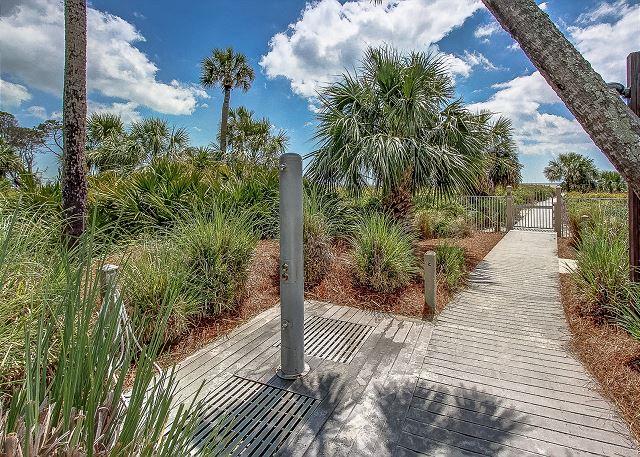 Shorewood Beach Access