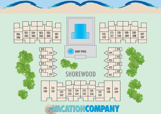 Shorewood Map