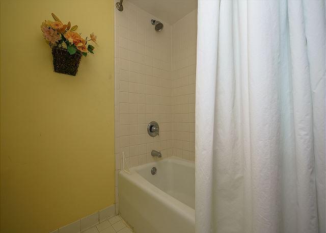 King Full Shower Area