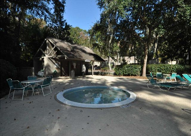 516 Plantation Club - Kiddie Pool - HiltonHeadRentals.com