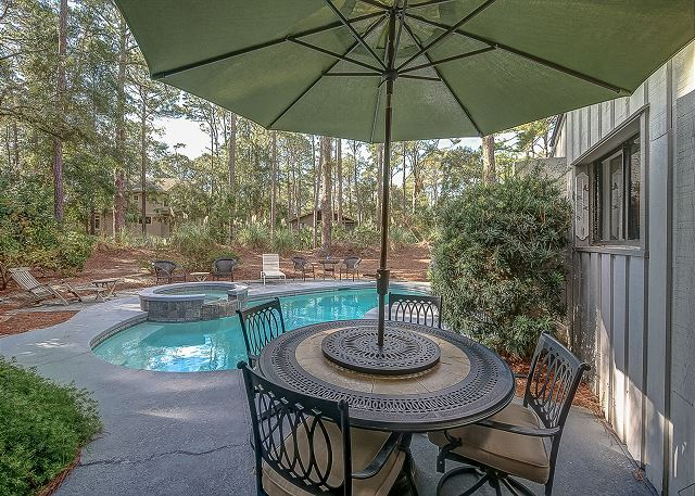Outside Dining/Pool ARea