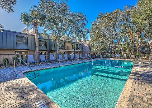 Ocean Club Pool