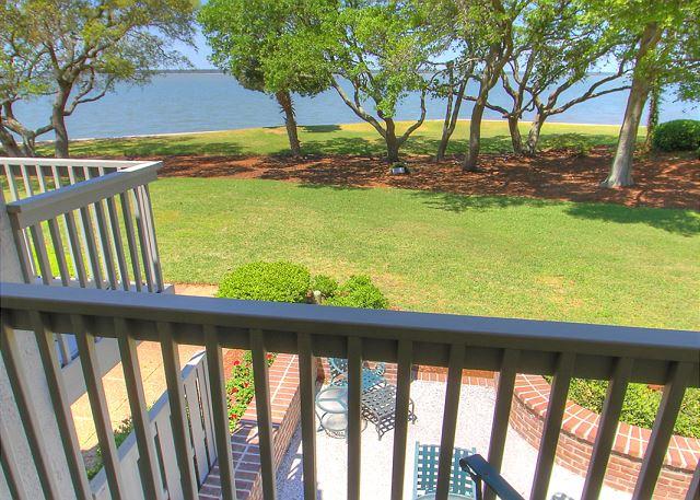 707 Schooner Court - View from 2nd Floor Master - HiltonHeadRentals.com