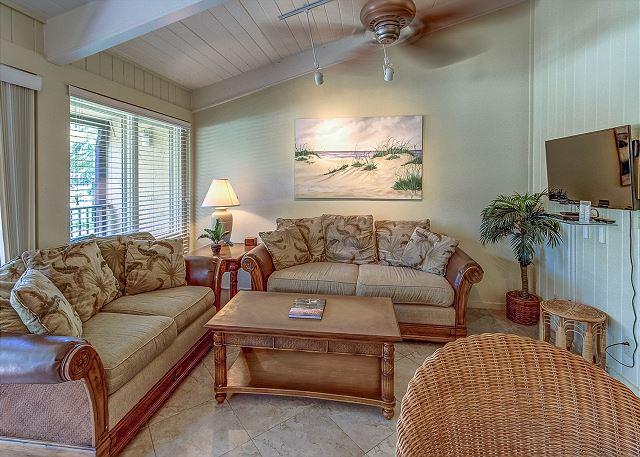 8 Hilton Head Beach Villa Picture