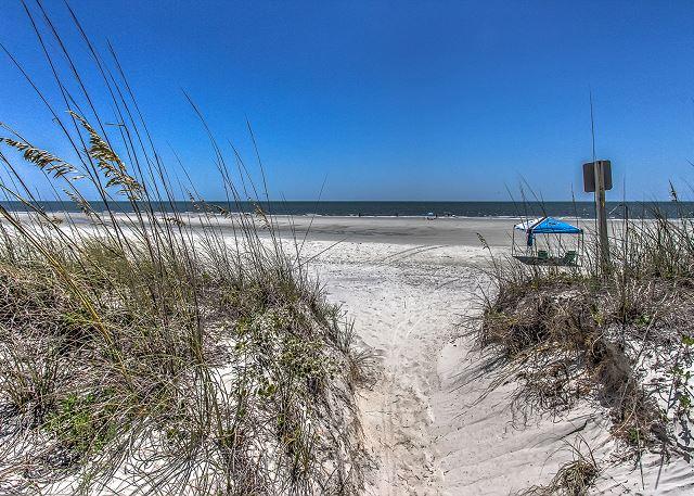 8 Osprey - Beach Access - HiltonHeadRentals.com