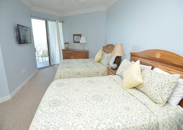 Guest Suite w/ Flat Panel TV - 2 Queen Beds