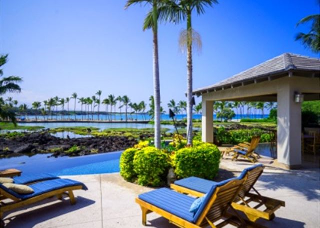 waikoloa beachfront house