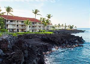 Kona Surf & Racquet Amazing views from your private oceanfront lanai