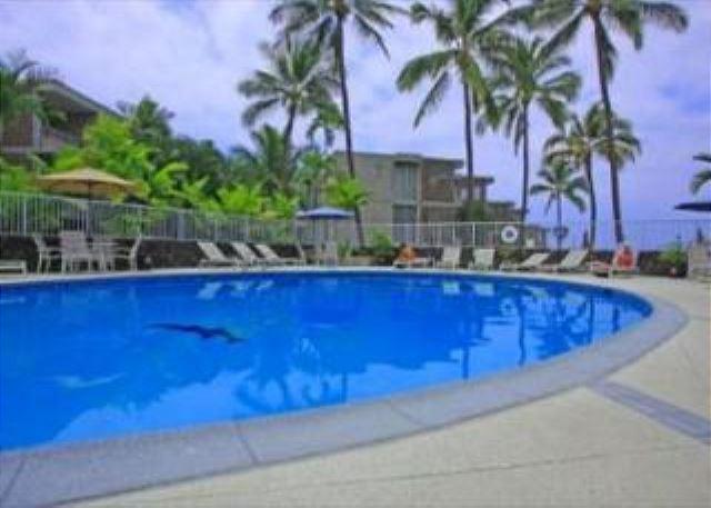 Picturesque Pool Area