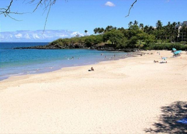Hapuna Beach, Kona