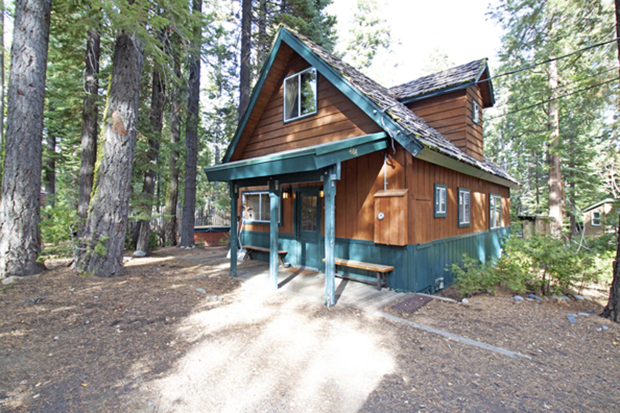 Image for Alder Cabin