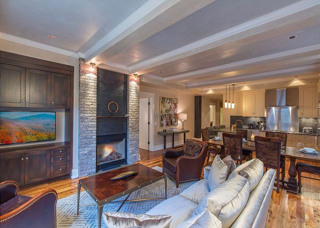 An elegant delight. Telluride's newest luxury vacation rental property.
