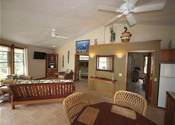San Pedro / Ambergris Caye Condominium rental - Interior Photo - Living Area