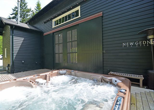 Orcas Island Vacation Rental The New Gedney Estate