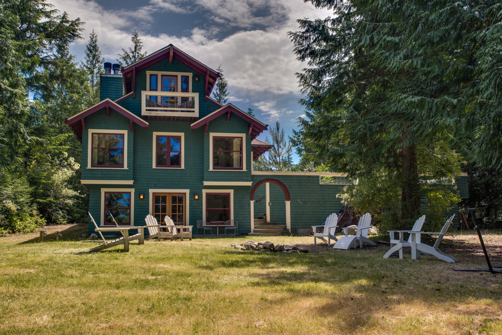 Lopez Island, Coho Lane House #300 | Northwest Island Escapes