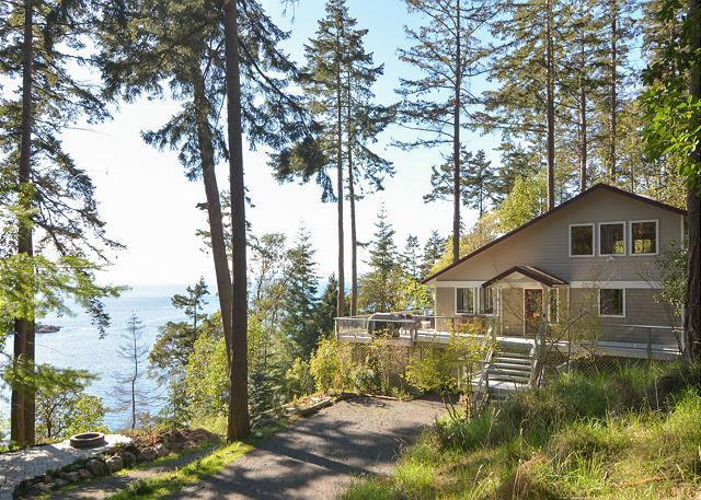 San Juan Island, Three Coves Hideaway #111