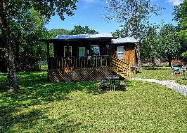 Bryson City Nc United States Deep Creek Cabin Unit 3
