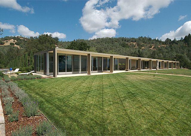 Napa & Sonoma Luxury Vacation Rentals – Site Plan