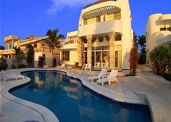 Villa Ranas Sur 6 Bedroom Seafront Villa