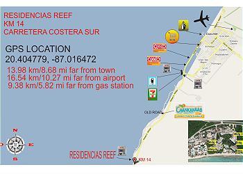 Mostrar ubicación en el mapa