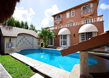 Villa Mafi 4 -8 Bedrooms