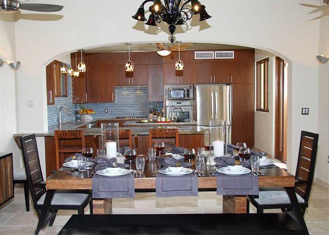Abrigado villa st john usvi for Casual dining room light fixtures