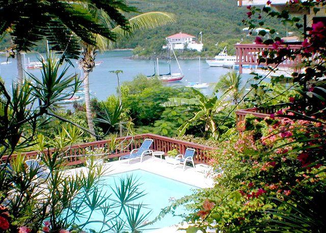 St John Vi Virgin Islands Us Lavender Hill 1 Bedroom Units