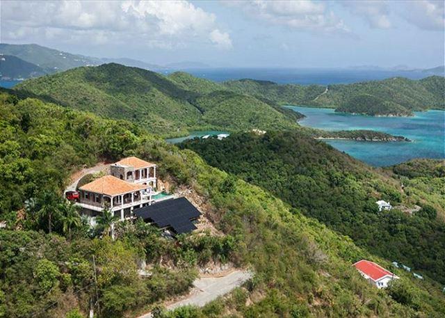 St John VI Virgin Islands US Reef Madness VIVA Villas Inc - Beautiful madness 10 extraordinary bedrooms near the swimming pool